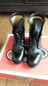 Justin Laceup Boots - Size 7-1/2 B in Houston, Texas