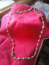 SILVER Intricate bead necklace in Fort Polk, Louisiana