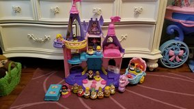 Fisher-Price Little People Disney Princess Songs Palace in Oswego, Illinois