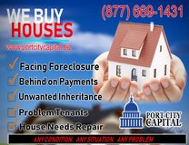 We Buy Houses....Any Condition in Wilmington, North Carolina