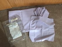 Lilac Tablecloth 60x102 in Oswego, Illinois