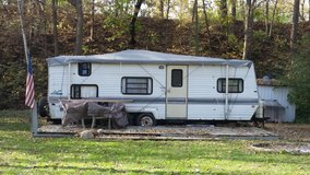 Camper trailer in Naperville, Illinois