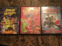 Scooby Doo DVD's in Beaufort, South Carolina