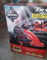 Huffy ZRX-6 6V Battery-Powered Electric Pedal Go-Kart in Fort Carson, Colorado