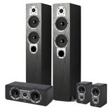 Jamo S 426 HCS 3 WENGE 5-Piece Home Theater System in Eglin AFB, Florida