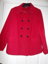 Ladies Coat size 16 By Bonmarche in Lakenheath, UK