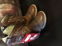 Real Leather Toddler-boots in Spring, Texas