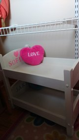 white wood Bunks Bed, Bitty Twins/ American Girls in Joliet, Illinois
