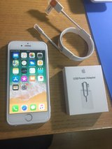iPhone 6 64GB Silver in Fort Drum, New York