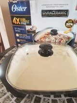 12 inch electric skillet in Naperville, Illinois