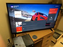 """65"""" seiki tv and xbox 1 1tb in Fort Hood, Texas"""