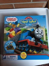 Thomas and friends Tipsy Topsy Turvy Board Game in Stuttgart, GE