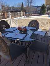 Patio Set in Fort Carson, Colorado