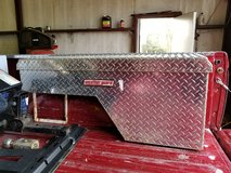 Weather Guard driver side tool box in Leesville, Louisiana