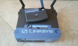Linksys Router with USB Adapter in Camp Pendleton, California