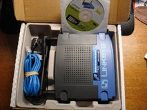 Linksys Wireless- Router in Camp Pendleton, California