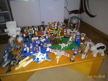 Mega LEGO Star Wars Collection Including Star Wars Rogue Voice Changer, Spin Action Light... in Ramstein, Germany