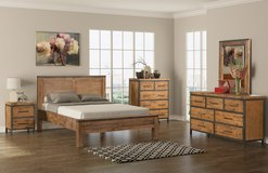 INDUS Bed Set - New Model - Price includes delivery - see VERY IMPORTANT below in Stuttgart, GE