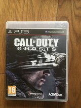 Call of duty ghosts PS3 in Lakenheath, UK