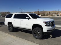 Chevy Suburban in Yucca Valley, California