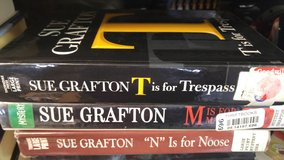 Sue Grafton large print in Quantico, Virginia