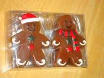 NEW gingerbread candles in Chicago, Illinois