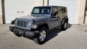 2015 Jeep Wrangler Sport Unlimited in Melbourne, Florida