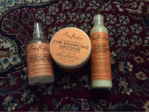 Shea Moisture Hair Care Products in Ramstein, Germany