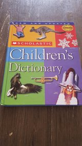 Hardcover Children's Dictionary in Bolingbrook, Illinois