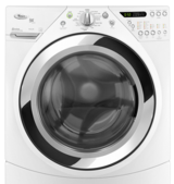 Whirlpool Duet stackable Front loading Washer and Electric dryer in Schaumburg, Illinois