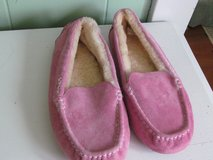 Women's Pink Mocassins(10) in Orland Park, Illinois