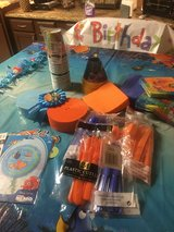 FINDING NEMO PARTY SUPPLIES in Kingwood, Texas
