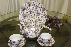 tea for two in Fort Riley, Kansas
