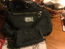 Coach black purse and pocketbook in Lockport, Illinois