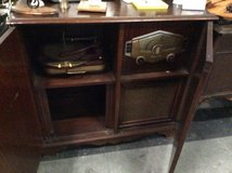 Vintage Record Player in Beaufort, South Carolina