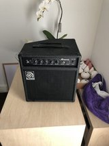 Practice bass amp in Travis AFB, California