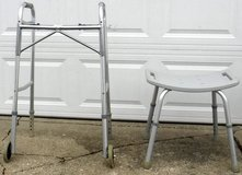Guardian Walker -OR- Shower Stool in Chicago, Illinois