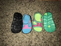Baby girl Nike sandals in Hopkinsville, Kentucky