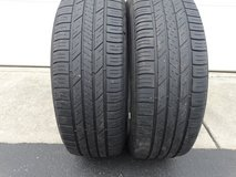 2 - Used 215/60R16 Goodyear Asssurance Tires 95 H Rated in Westmont, Illinois