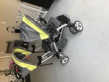 Double stroller in Fort Bragg, North Carolina