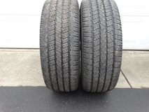 2 - Used 275/65R18 Goodyear Wrangler SR-A Tires in Westmont, Illinois