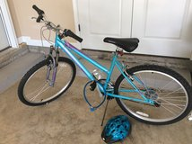 "26"" Roadmaster Women's Bike with Helmet and Bike lock in Fort Knox, Kentucky"
