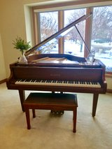Samick Baby Grand Piano in Glendale Heights, Illinois