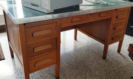 Solid Office Desk in Hampton, Virginia