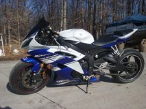2010 Yamaha YZF R6 in Quantico, Virginia