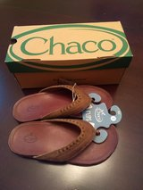 New Men's Chaco leather sandals size 8 in Warner Robins, Georgia
