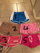 Hollister, Pink, Hurley & Adidas Shorts in Fairfield, California