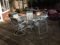 PATIO TABLE AND CHAIRS in Lakenheath, UK