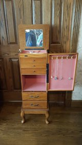 Jewelry armoire in Fort Knox, Kentucky
