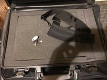 Pelican Computer Case 1490 Like New with Key and Foam in Fort Bragg, North Carolina